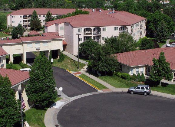 Drone Photos are Amazing for Senior Community Websites